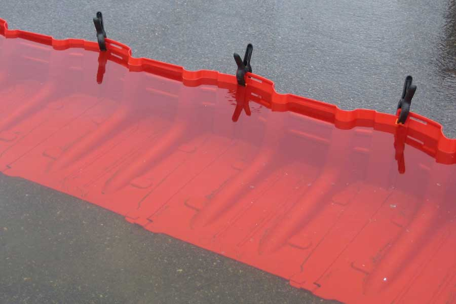 Boxwall Noaq flood barriers