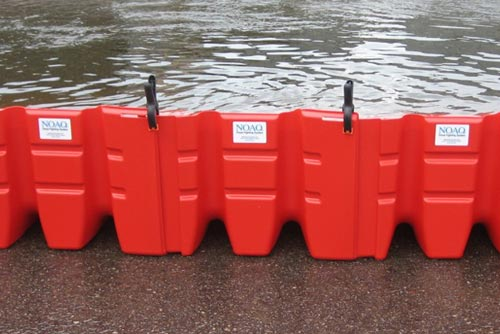 Ignidon Boxwall Noaq flood barriers